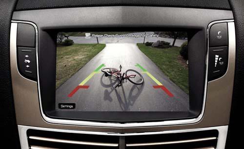 Rear View Camera
